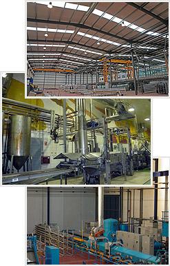 Diseño procesos industriales