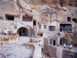 Arquitectura bioclimática vernácula: casa-cueva en Granada